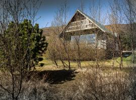 Icestay Cabins, Úlfljótsvatn