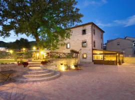 Villa di Monterosso, Sassoferrato