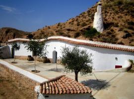 Casa Cueva Lopera, Graena