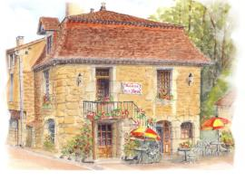 Hôtel Auberge de La Nauze, Sagelat