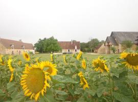 Chambres D'Hôtes Du Guillot, Sainte-Solange