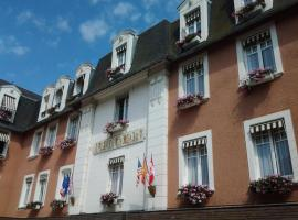 Hotel Le Lion D'Or et Restaurant La Table Du Lion