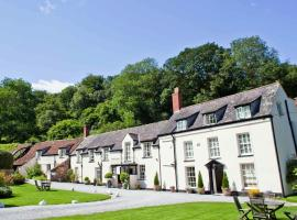 Combe House Hotel, Holford