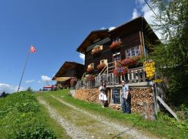 Berggasthaus Pirigen, Langwies