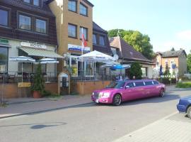"""Hotel-Restaurant & Bowlingcenter """"Zur Panke"""", Bernau bei Berlin"""