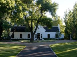 Molenvliet Wine & Guest Estate