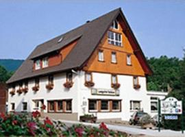 Landgasthof Waldhorn, Forbach