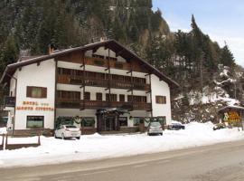 Hotel Monte Civetta, Alegė