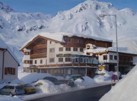 Gasthof Valluga, Sankt Christoph am Arlberg