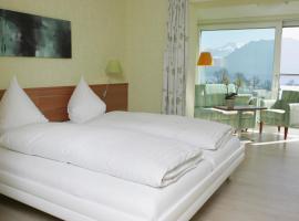 Hotel Balm, Luzern