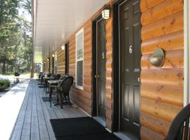 Springbrook Resort Motel & Cabins, Skookumchuck