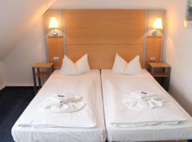 Hotel Zum Strand, Warnemünde