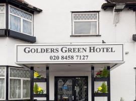 Golders Green Hotel, London