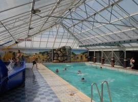 Vakantiepark Bergumermeer, Suameer
