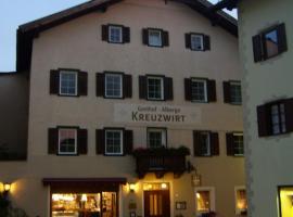 Gasthof Albergo Kreuzwirt, Fiè