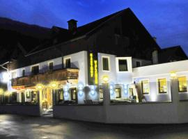 Gasthof Walcher, Dorfgastein