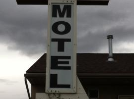Trade Wind Motel, Anaconda