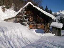 Ahnenhütte Untersabernighof, Penk