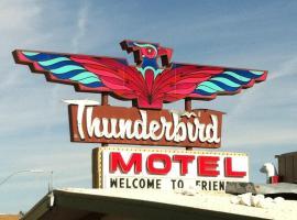 Thunderbird Motel, Elko