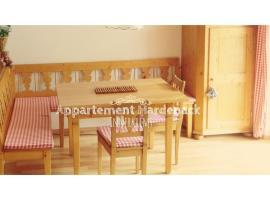 Appartement Hardenack