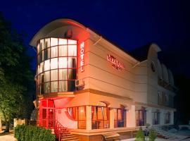 Villa Rossa Hotel, Chişinău
