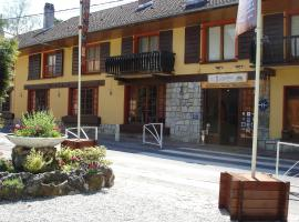 Hôtel Restaurant Davat, Aix-les-Bains