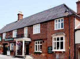 Pykkerell Inn, Ixworth