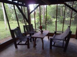 La Arenosa Lodge Tanimboca, Leticia