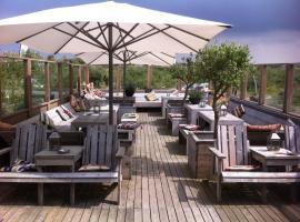 Strandhotel Zandt aan Zee, Schiermonnikoog