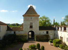 Le Prince Noir, Sérignac-sur-Garonne