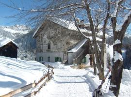 Cherz Romantic House, Livinallongo del Col di Lana