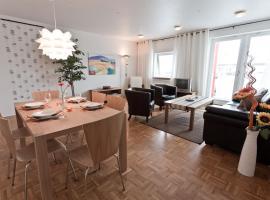 GentleSpace Guest Apartments Ísafjördur, Ísafjörður