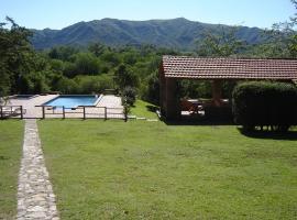 Cabañas El Molino, Valle Hermoso