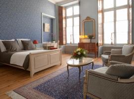 Hotel Coté Cour Chambres d'hotes, Bourg-Saint-Andéol