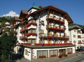 Hotel Dolomiti Madonna, Ortizeja
