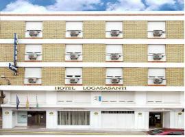 Hotel Restaurante Logasasanti, 안두하르