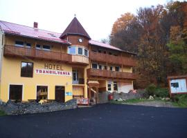 Vila Transilvania, Balvanyos
