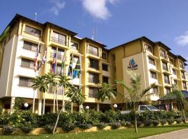 Sea Cliff Court Hotel & Luxury Apartments, Daressalam
