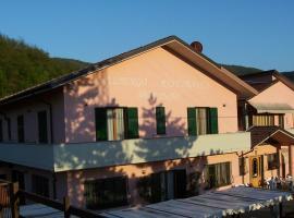 Albergo Morando, Mongiardino Ligure