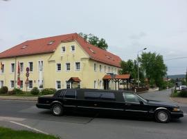 Hotel Ausspann, Heidenau