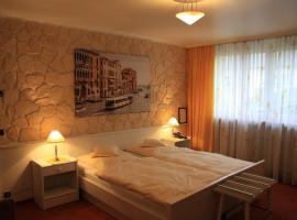 Hotel Die Post, Ofenbachas