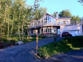 Le Bed and Breakfast du Lac Delage, Stoneham