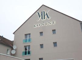LE KONINE - MONTCEAU LES MINES, Montceau-les-Mines