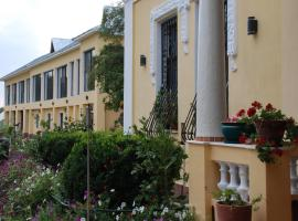 Villa Giulia, Islaz