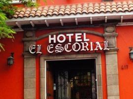 Hotel El Escorial, La Serena