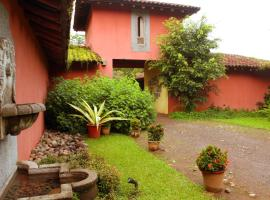 Hacienda La Isla Lodge, Sarapiquí