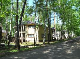 Podmoskovie Resort, Zabor'ye
