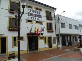 Hotel Esmeralda Plaza, Zipaquirá