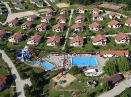 Villapark Vargesztes, Várgesztes