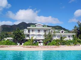 Palm Beach Hotel, Grand'Anse Praslin